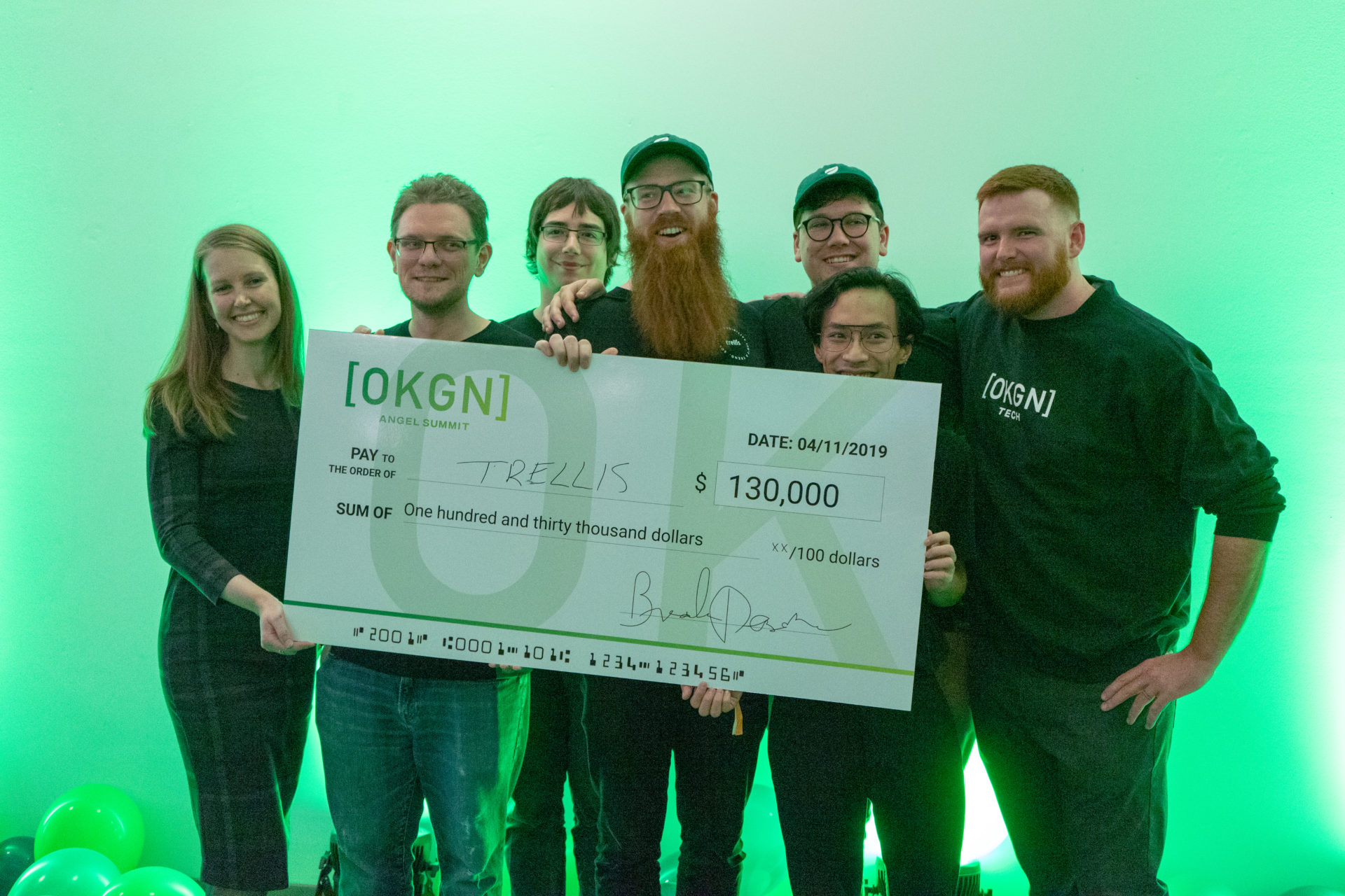 Trellis social enterprise wins $130,000 grand prize at okgn angel summit