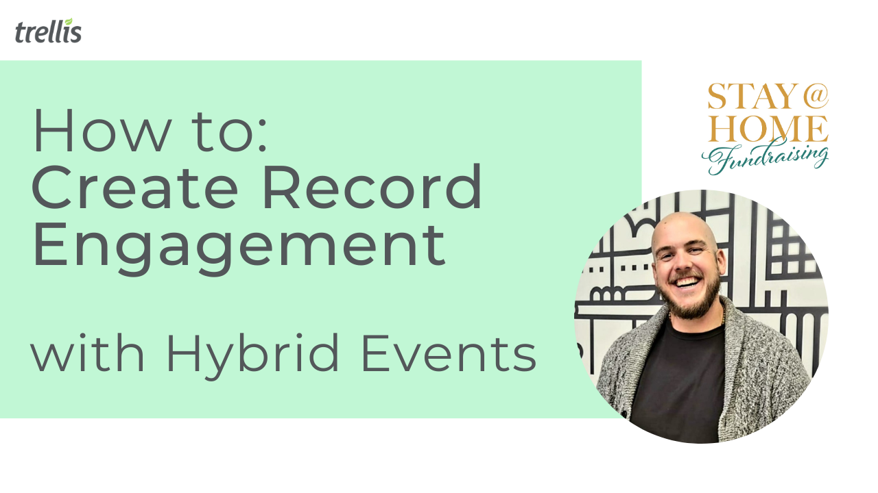 How to Create Record Engagement with Hybrid Events