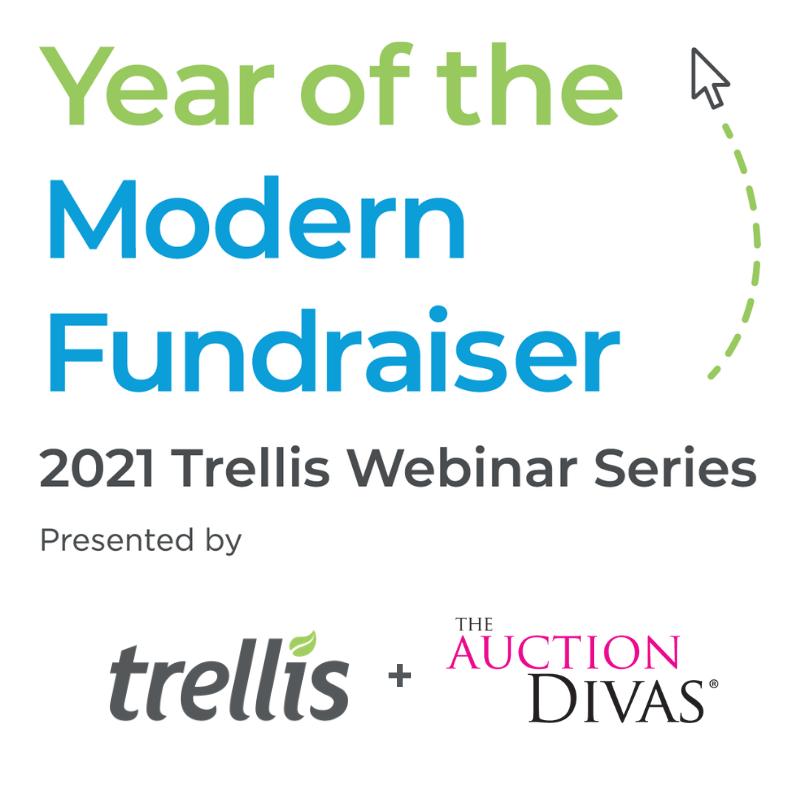 Shelly St John, the Auction Diva & Trellis - 2021 Webinar Series