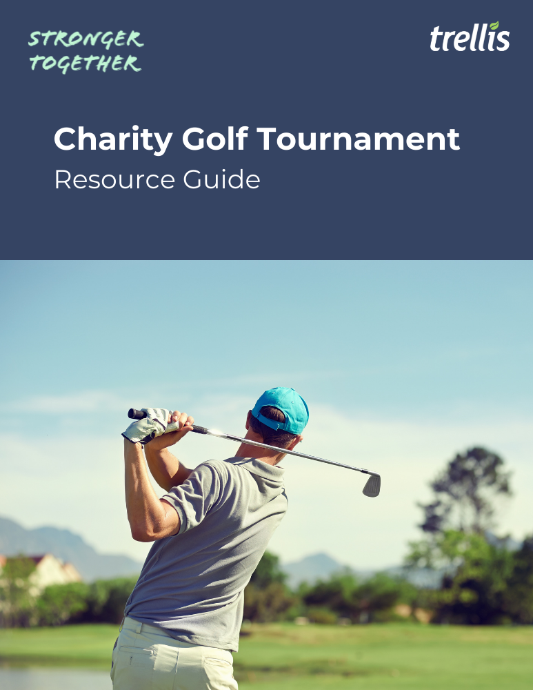 Charity Golf Tournament Resource Guide